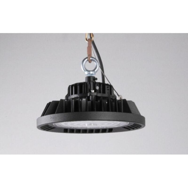 Mantra URANO 7423 ufó lámpa fekete 22500 lm 5000 K IP65