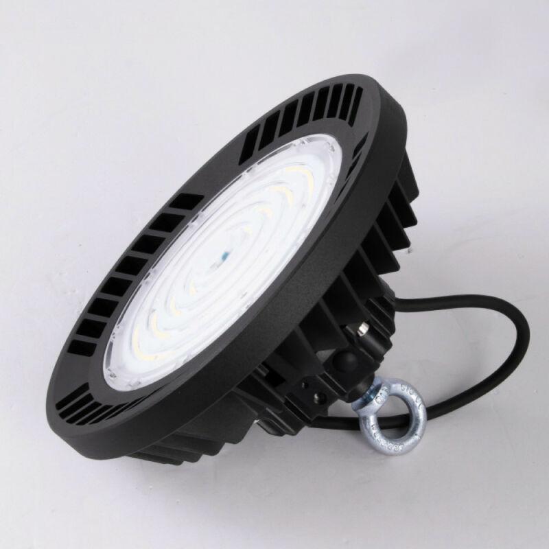 Mantra URANO 7424 ufó lámpa fekete 22500 lm 5000 K IP65