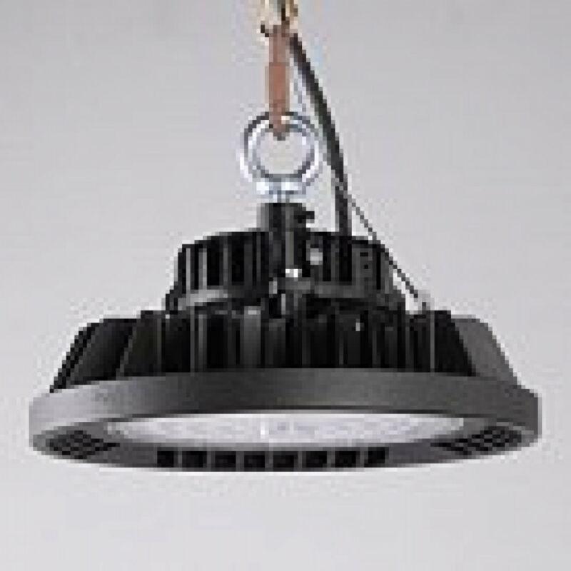 Mantra URANO 7425 ufó lámpa fekete 22500 lm 5000 K IP65