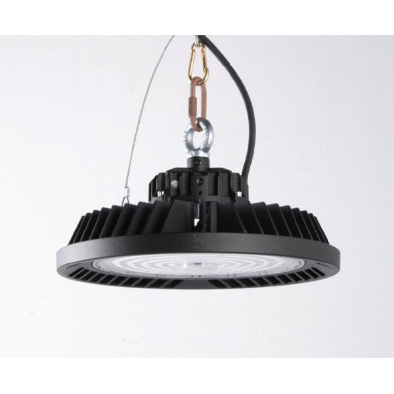 Mantra URANO 7426 ufó lámpa fekete 28000 lm 4000 K IP65