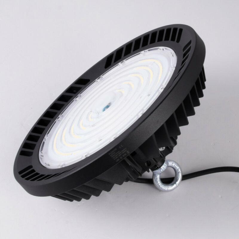 Mantra URANO 7428 ufó lámpa fekete 28000 lm 4000 K IP65