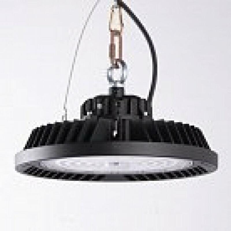 Mantra URANO 7431 ufó lámpa fekete 30000 lm 5000 K IP65
