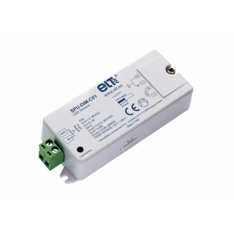 Mantra TIRAS LED STRIPS 9955901 led szalag vezérlő, dimmer fehér