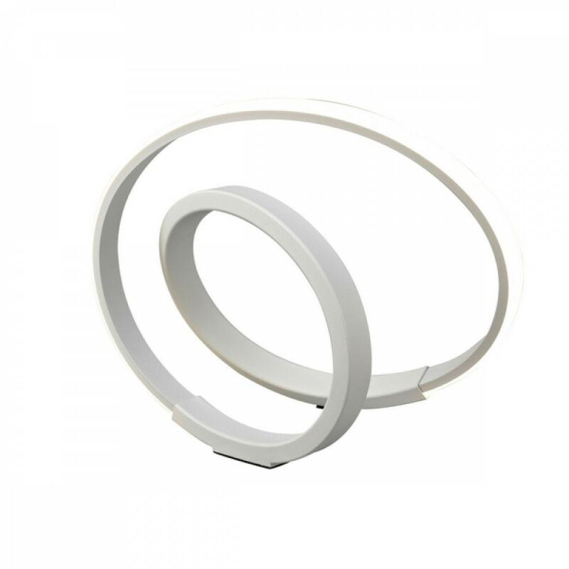 Mantra INFINITY WHITE 4000K 5994K dekor lámpa fehér LED 12W - 4000K - 1000LMS 220-240V