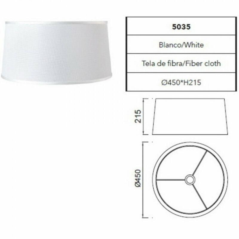 Mantra NORDICA 5035 lámpabura
