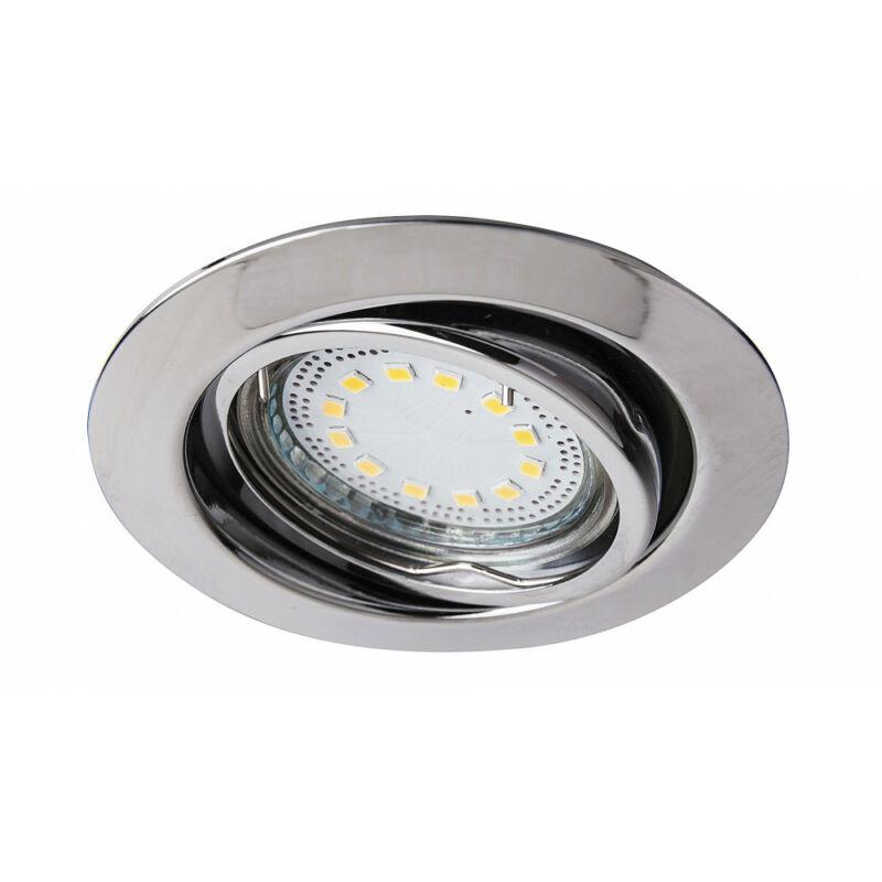 Rábalux Lite 1050 mennyezeti spot lámpa króm fém GU10 1x MAX 50 GU10 3 db 240 lm 3000 K IP40 A+