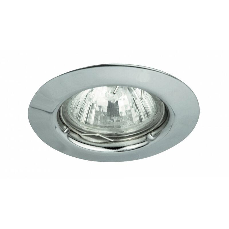 Rábalux Spot relight 1088 álmennyezetbe építhető lámpa króm fém GU5.3 12V 1x MAX 50 GU5.3 1 db IP20