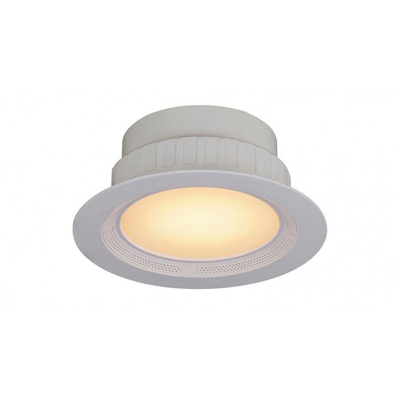 Rábalux Shea 1503 álmennyezetbe építhető lámpa fehér fém LED 15 + 5 1050 lm IP20