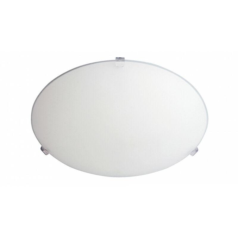 Rábalux Simple 1803 ufó lámpa opál üveg fém/ műanyag E27 1x MAX 60 E27 1 db IP20