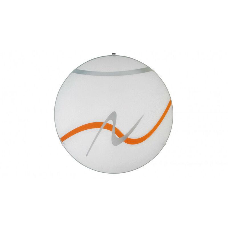 Rábalux Soley 1816 ufó lámpa  fehér   fém/ műanyag   E27 2x MAX 60W   IP20