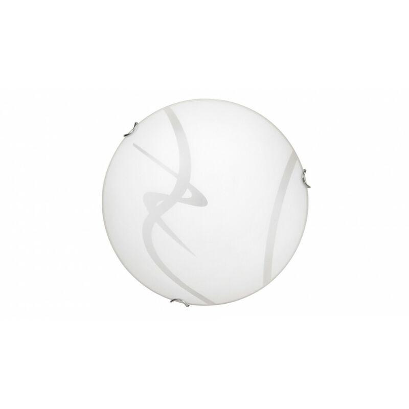 Rábalux Soley 1818 ufó lámpa  fehér   fém/ műanyag   E27 1x MAX 60W   IP20
