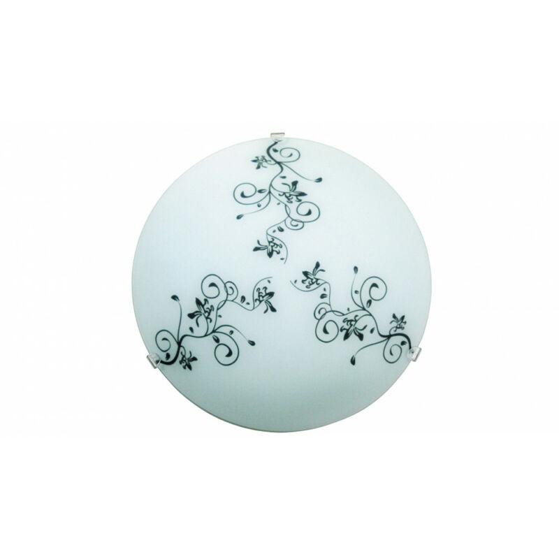 Rábalux Bloomy 1847 ufó lámpa fehér fém/ műanyag E27 1x MAX 60 E27 1 db IP20