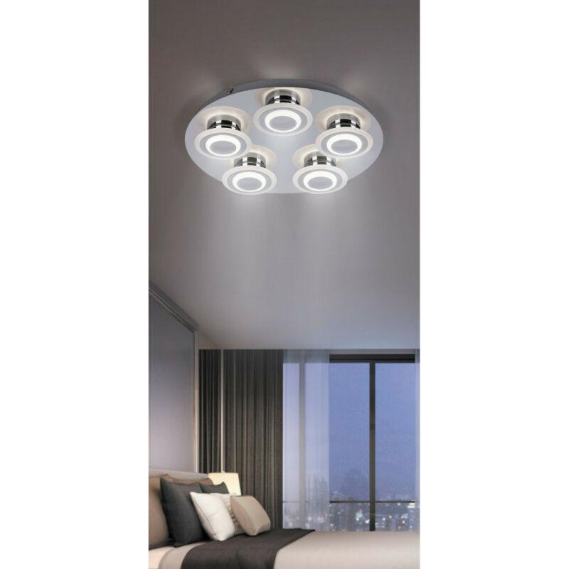 Rábalux Demna 2260 mennyezeti lámpa  króm   fém   LED 5x 4W   1800 lm  4000 K  IP20   A+