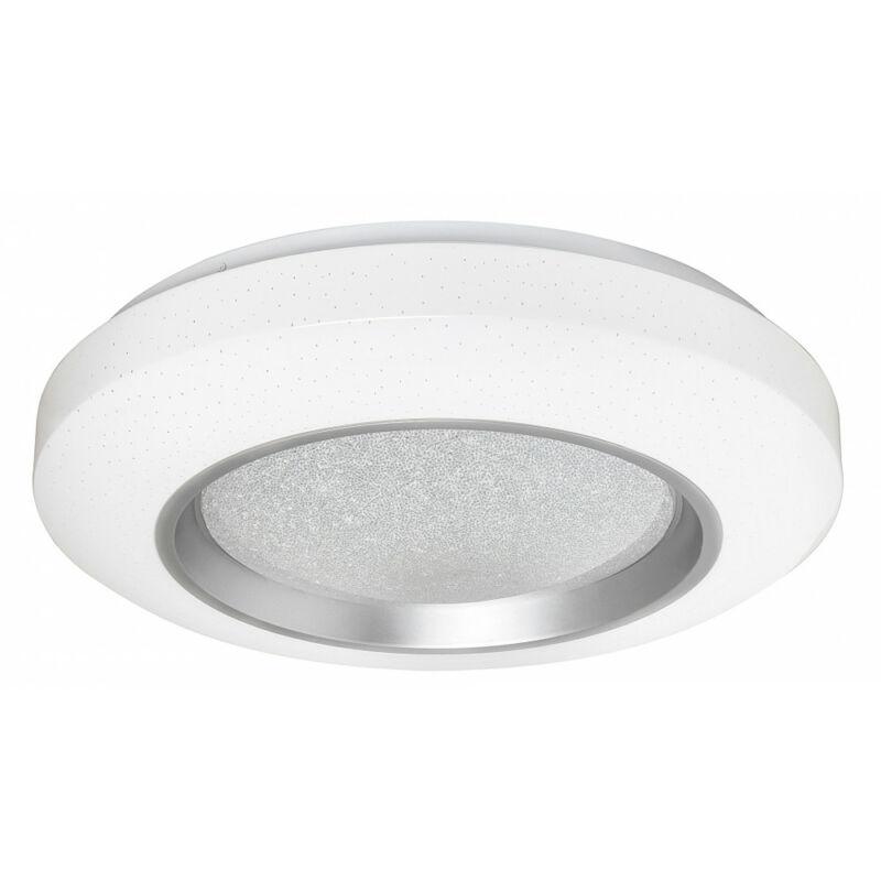 Rábalux Taylor 2298 ufó lámpa fehér fém/ akril kristály LED 38 2780 lm IP20 A+