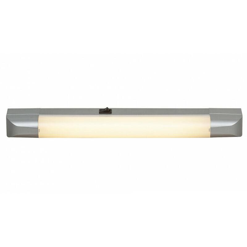 Rábalux Band light 2306 konyhapult világítás ezüst fém G13 T8 1x MAX 10 G13 1 db 630 lm 2700 K IP20 G