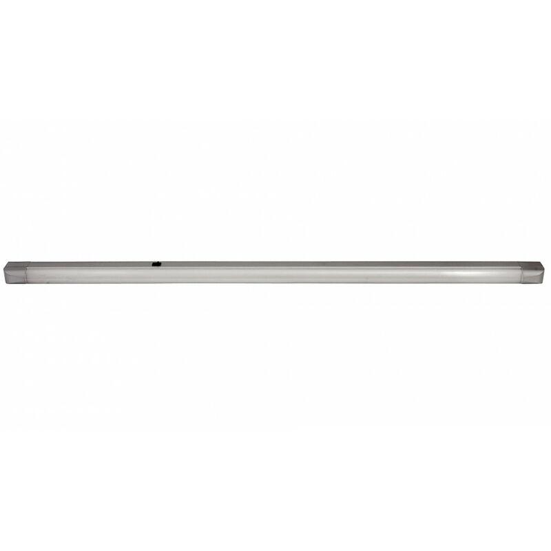 Rábalux Band light 2309 konyhapult világítás ezüst fém G13 T8 1x MAX 36 G13 1 db 3350 lm 2700 K IP20 A