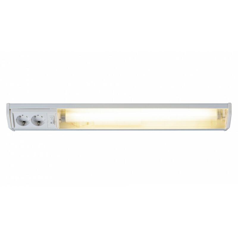 Rábalux Bath 2322 konyhapult világítás fehér fém G13 T8 1x MAX 15 G13 1 db 950 lm 2700 K IP20