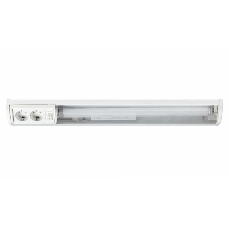 Rábalux Bath 2322 konyhapult világítás fehér fém G13 T8 1x MAX 15 G13 1 db 950 lm 2700 K IP20 B