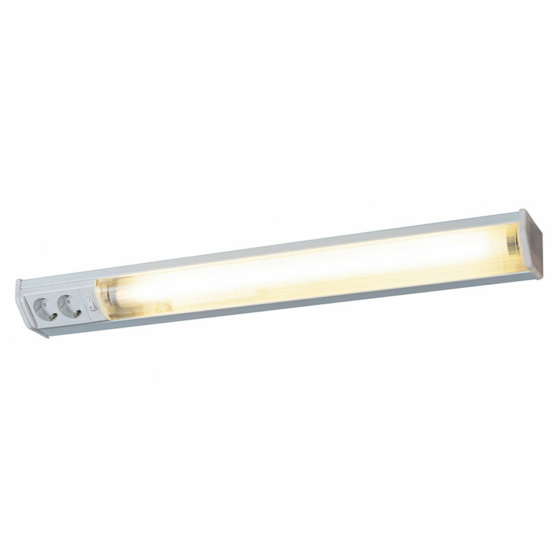 Rábalux Bath 2323 konyhapult világítás fehér fém G13 T8 1x MAX 18 G13 1 db 1350 lm 2700 K IP20 A