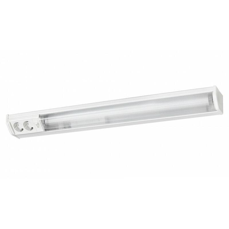 Rábalux Bath 2323 konyhapult világítás fehér fém G13 T8 1x MAX 18 G13 1 db 1350 lm 2700 K IP20