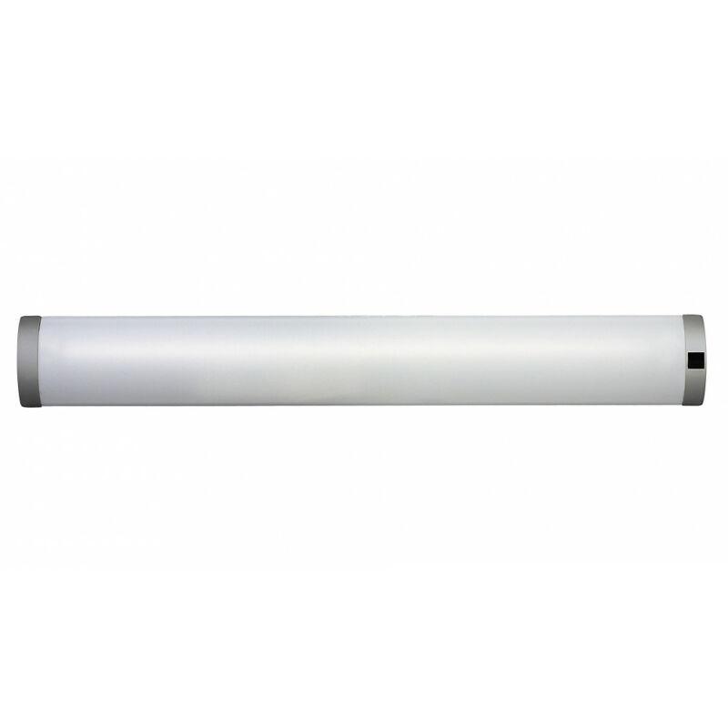 Rábalux Soft 2329 konyhapult világítás ezüst műanyag G13 T8 1x MAX 18 G13 1 db 1350 lm 2700 K IP20 A
