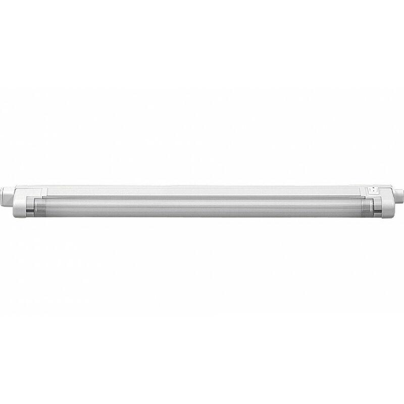 Rábalux Slim 2341 konyhapult világítás fehér műanyag G5 T4 1x MAX 8 G5 1 db 520 lm 2700 K IP20