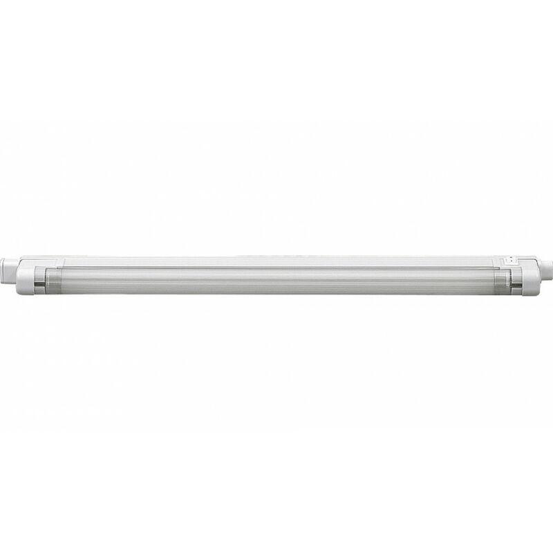 Rábalux Slim 2342 konyhapult világítás fehér műanyag G5 T4 1x MAX 12 G5 1 db 850 lm 2700 K IP20 A