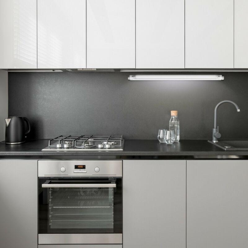 Rábalux Slim 2343 konyhapult világítás fehér műanyag G5 T4 1x MAX 16 G5 1 db 1230 lm 2700 K IP20