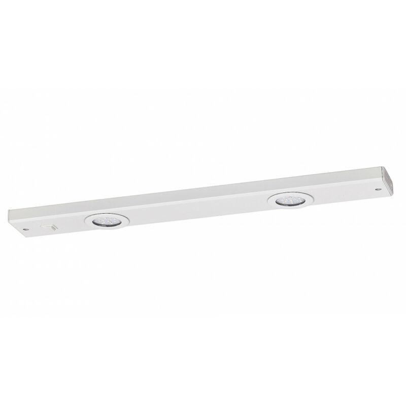 Rábalux Long light 2349 konyhapult világítás fehér fém LED 6 450 lm 3000 K IP20 A+