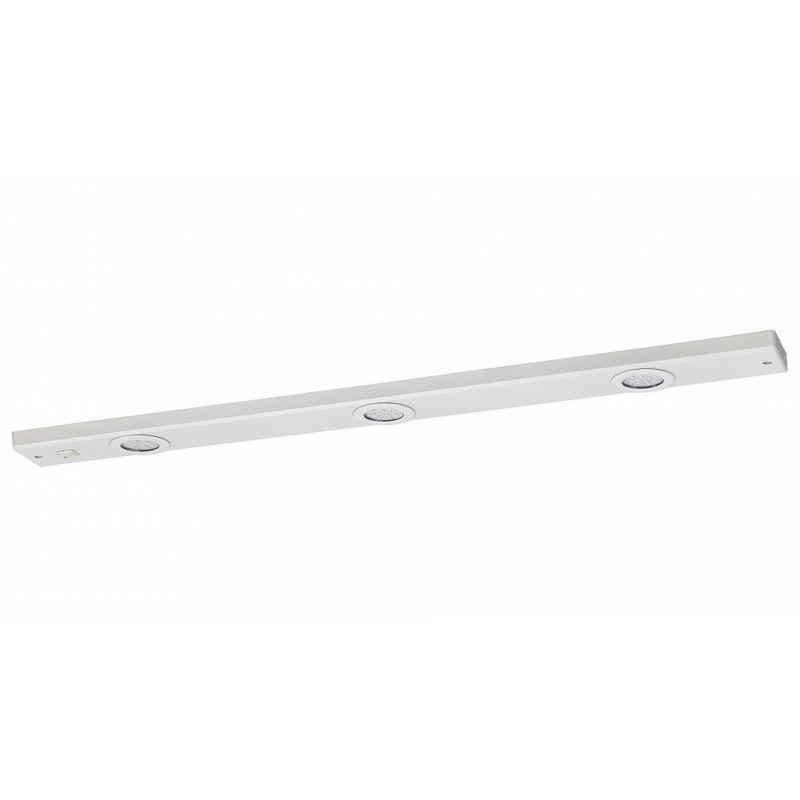 Rábalux Long light 2350 konyhapult világítás fehér fém LED 9 850 lm 3000 K IP20 A+