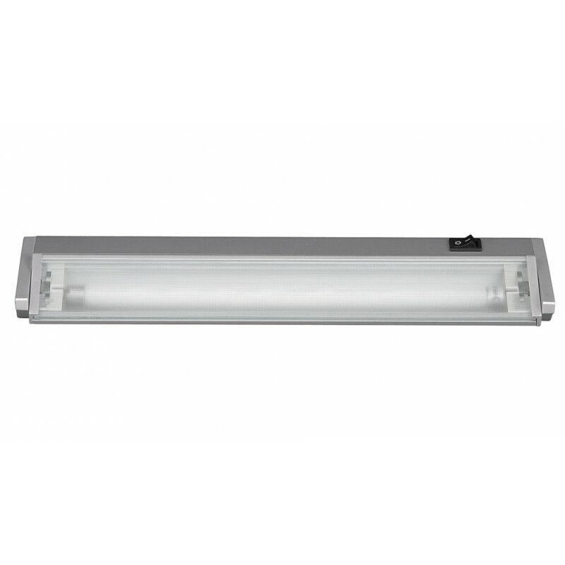 Rábalux Easy light 2364 konyhapult világítás ezüst fém G5 T5 1x MAX 8 G5 1 db 480 lm 2700 K IP20 A