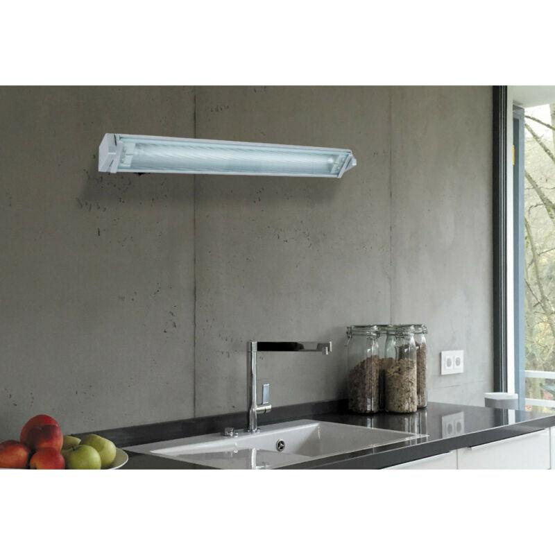 Rábalux Easy light 2365 konyhapult világítás ezüst fém G5 T5 1x MAX 13 G5 1 db 820 lm 2700 K IP20