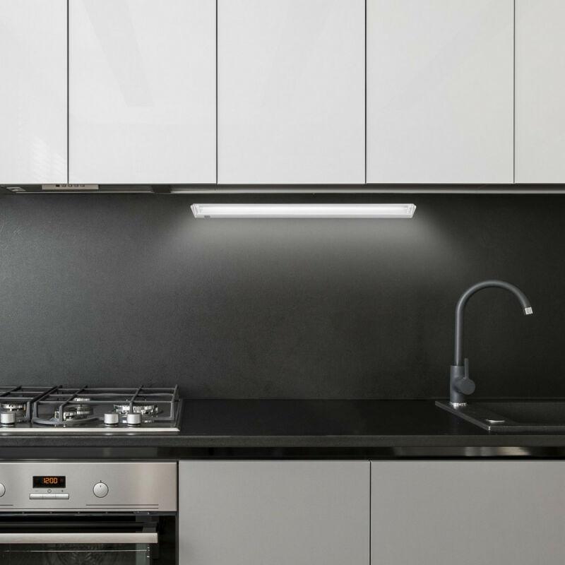 Rábalux Easy light 2366 konyhapult világítás ezüst fém G5 T5 1x MAX 21 G5 1 db 1890 lm 2700 K IP20 A+