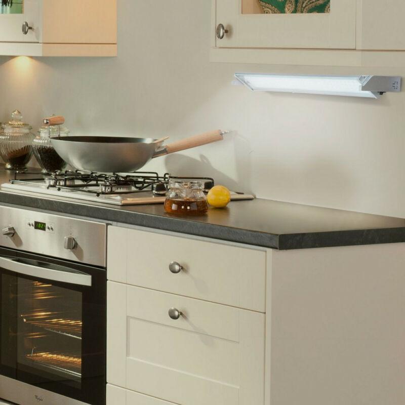 Rábalux Easy LED 2368 konyhapult világítás ezüst fém LED 5,4 450 lm 3000 K IP20 A+