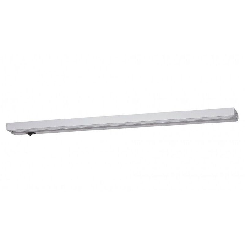 Rábalux Beltlight 2370 konyhapult világítás ezüst fém LED 10 600 lm 3000 K IP20 A