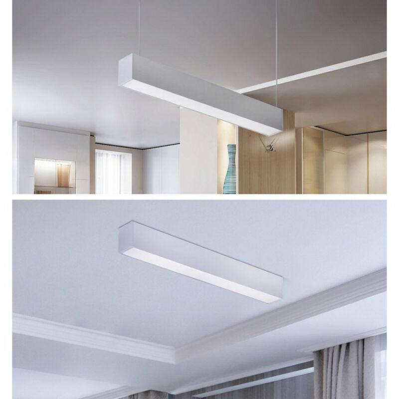 Rábalux Joshua 2419 mennyezeti lámpa  ezüst   fém   LED 20W   2000 lm  4000 K  IP20   A+