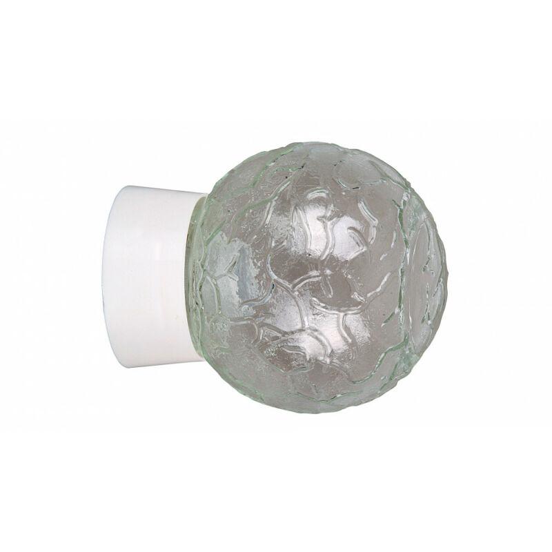 Rábalux Grace 2431 fali lámpa fehér műanyag E27 1x MAX 60 E27 1 db IP20