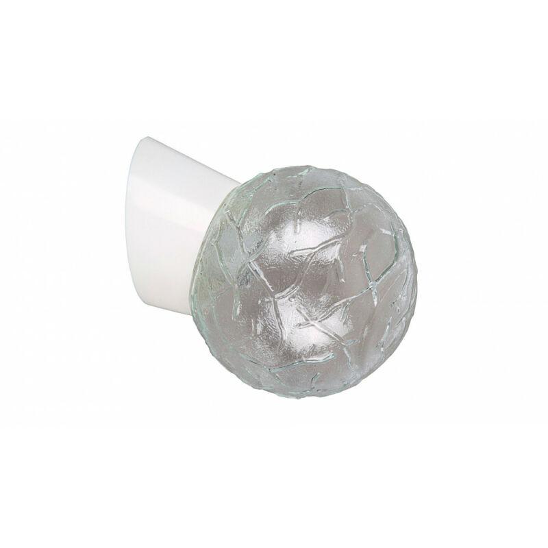 Rábalux Grace 2432 fali lámpa fehér műanyag E27 1x MAX 60 E27 1 db IP20
