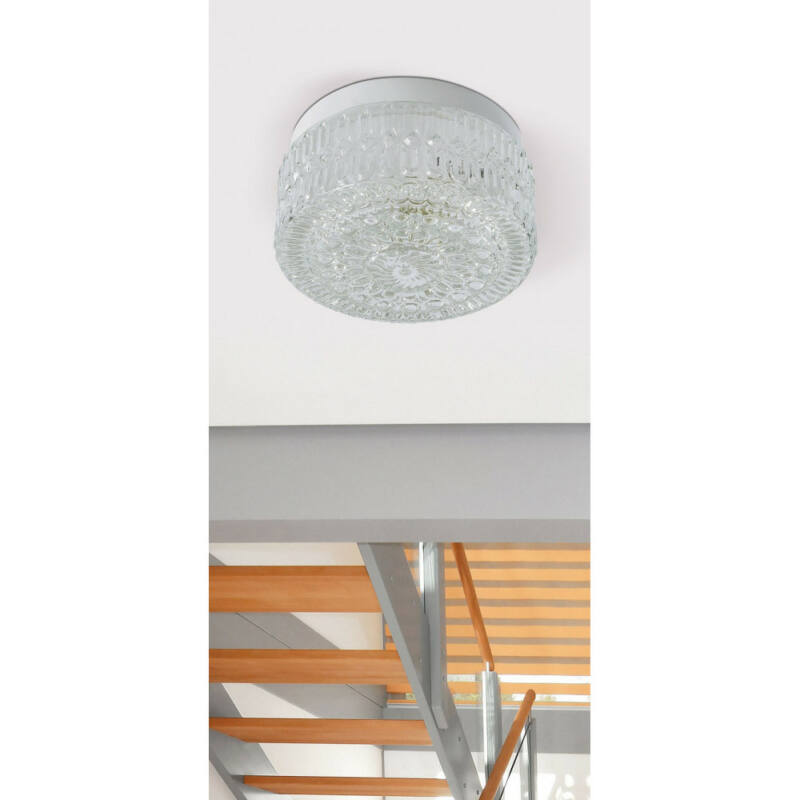 Rábalux Grace 2435 mennyezeti lámpa  fehér   fém   E27 1x MAX 60W   IP20