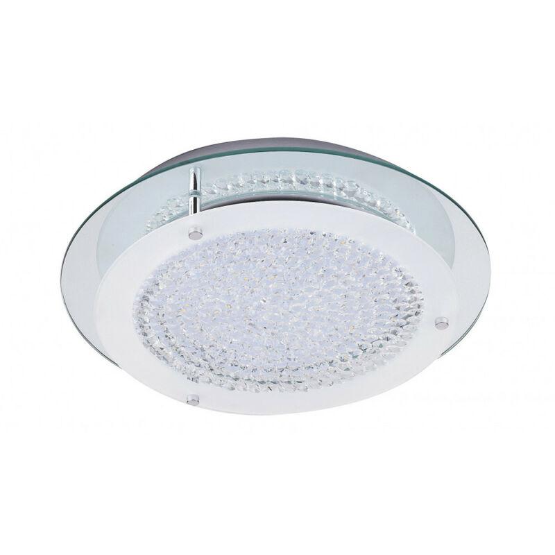 Rábalux Marion 2447 mennyezeti kristálylámpa  króm   fém   LED 18W   1620 lm  4000 K  IP20   A+