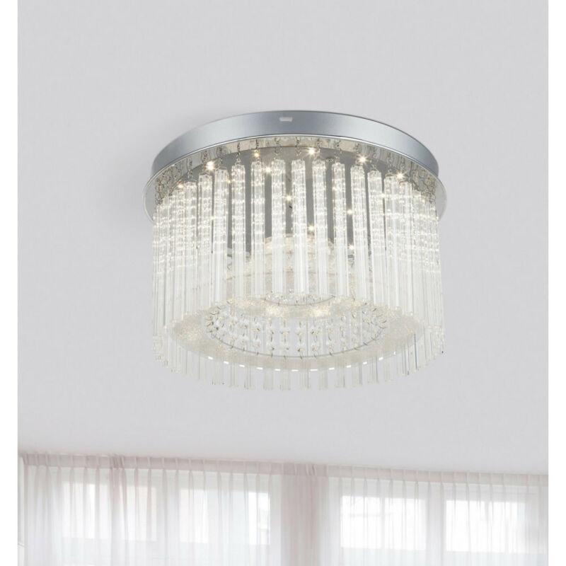 Rábalux Danielle 2449 mennyezeti lámpa  króm   fém   LED 18W   1500 lm  4000 K  IP20   A+
