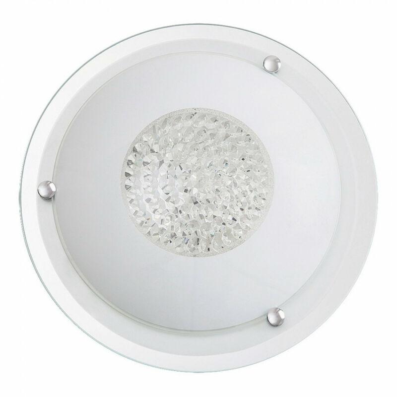 Rábalux Patricia 2464 mennyezeti kristálylámpa átlátszó fém E27 2x MAX 40 E27 2 db IP20