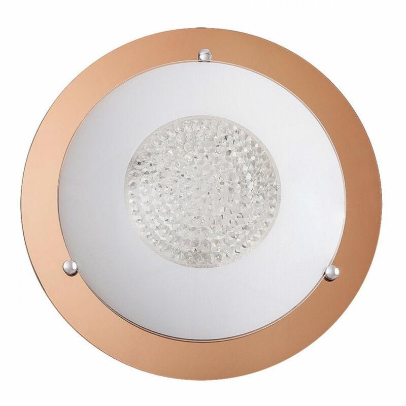 Rábalux Patricia 2467 mennyezeti kristálylámpa átlátszó fém E27 3x MAX 40 E27 3 db IP20
