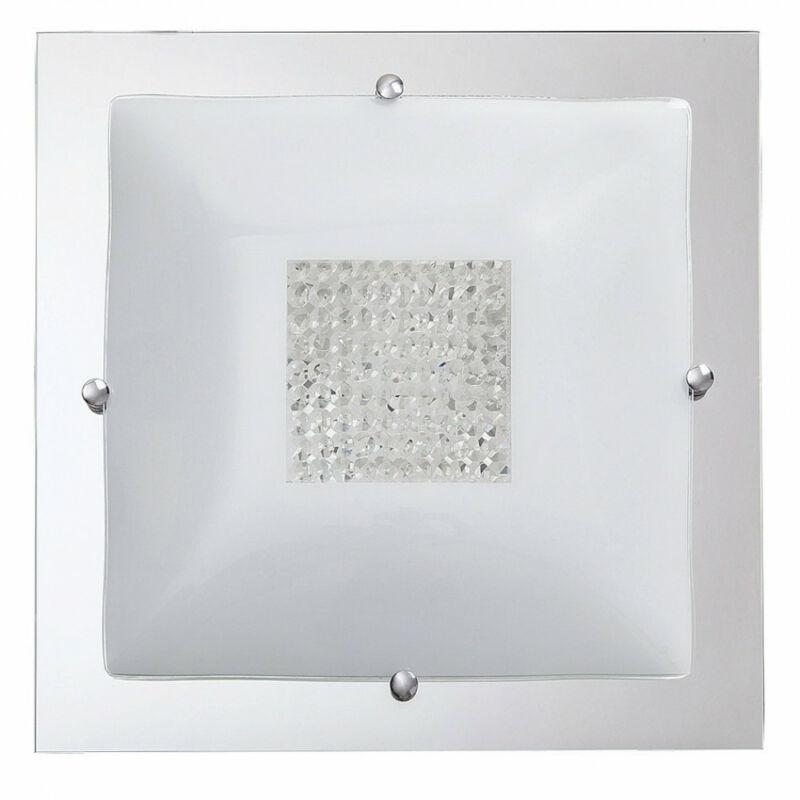 Rábalux Deborah 2469 mennyezeti kristálylámpa átlátszó fém E27 3x MAX 40 E27 3 db IP20