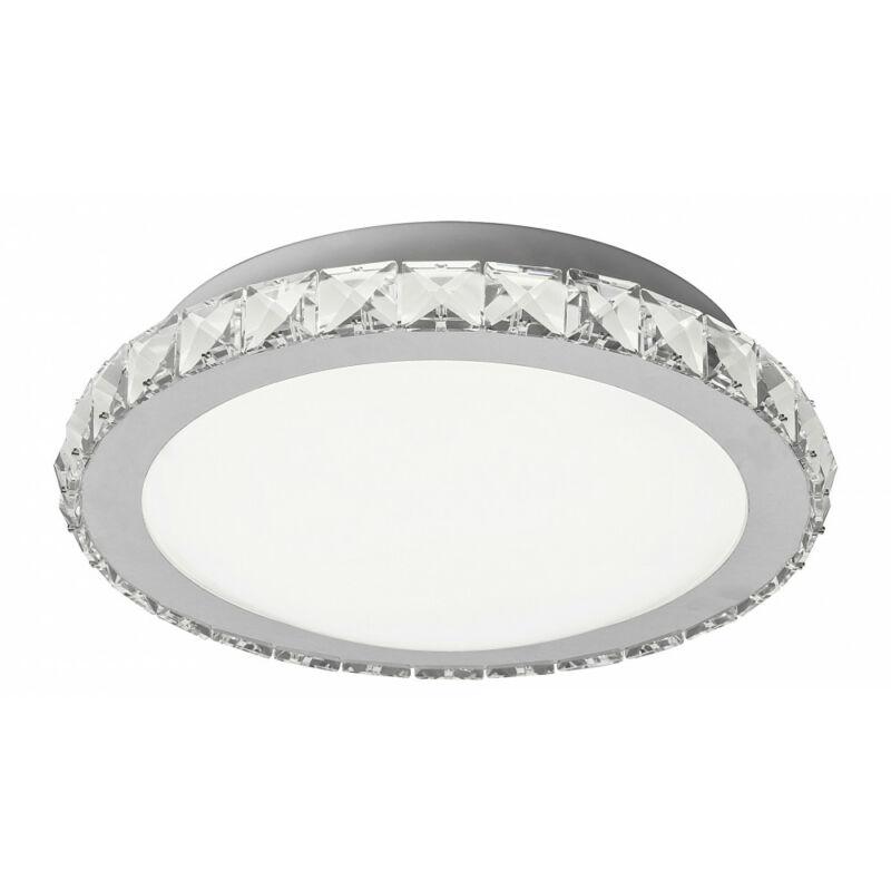 Rábalux Michelle 2473 mennyezeti kristálylámpa  króm   fém   LED 18W   1620 lm  4000 K  IP20   A+