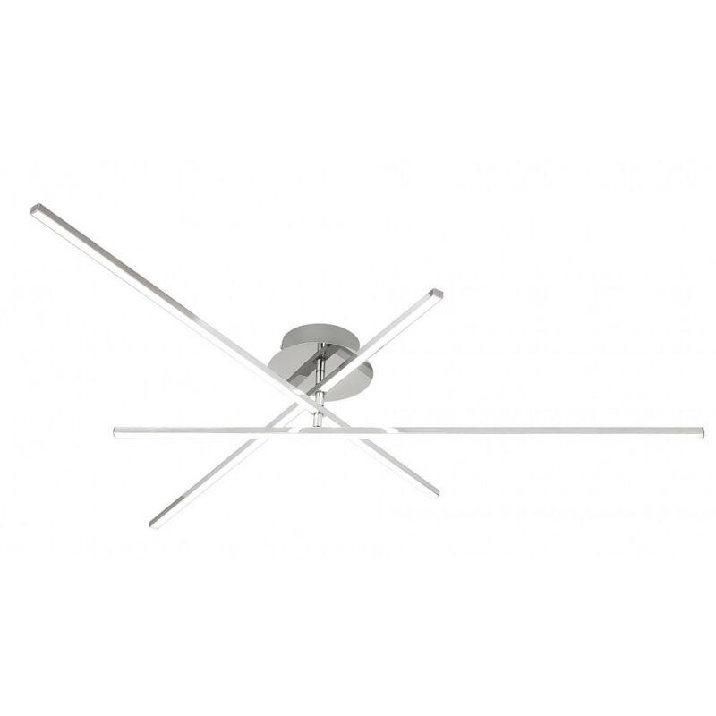 Rábalux Meredith 2479 mennyezeti lámpa króm fém LED 18 1440 lm 4000 K IP20 A