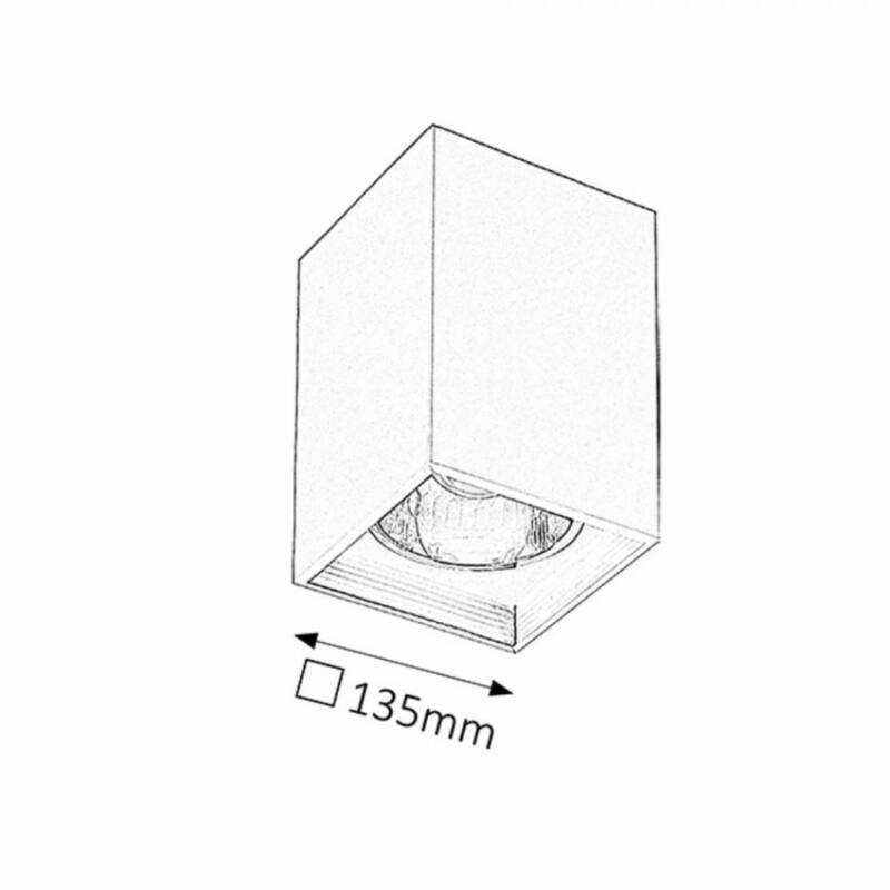 Rábalux Maddox 2486 mennyezeti lámpa matt fehér fém E27 1x MAX 60 E27 1 db IP20
