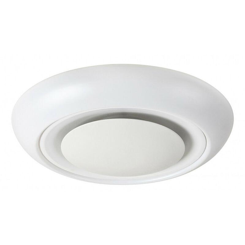 Rábalux Calvin 2492 ufó lámpa fehér fém LED 18 CCT + RGB 1100 lm IP20 A