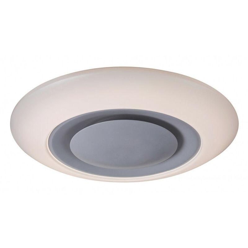 Rábalux Calvin 2494 ufó lámpa  fehér   fém   LED 36W CCT + RGB   2800 lm  IP20   A