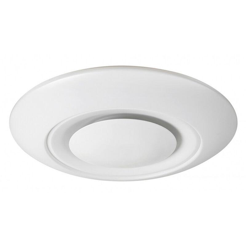 Rábalux Calvin 2494 ufó lámpa fehér fém LED 36 CCT + RGB 2800 lm IP20 A